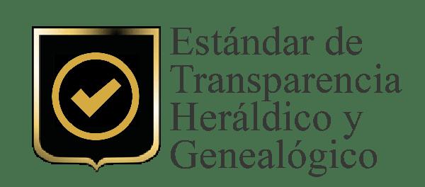Estándar de transparencia heráldico y genealógico